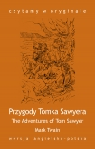 The Adventures of T. Sawyer. Przygody T. Sawyera - MOBI + EPUB