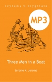 Three Men in a Boat - audiobook